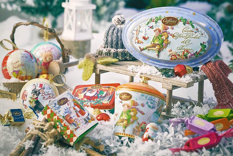 カファレルクリスマス2019チョコレートギフト